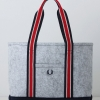 กระเป๋า Fred Perry Tote Bag x Autumn & Winter Collection (e-Mook)