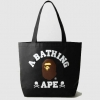 กระเป๋า A Bathing Ape x Mastermind Japan Tote Bag