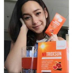รวมดารานักแสดงที่ดื่ม Verena Nutroxsun