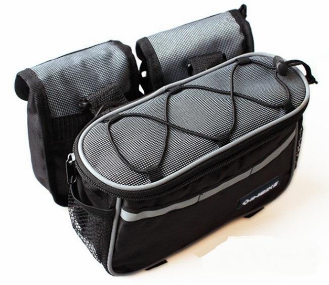 กระเป๋าจักรยาน GIANT แบบ 3 ช่อง