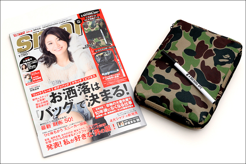 กระเป๋า A BATHING APE® IPad Mini
