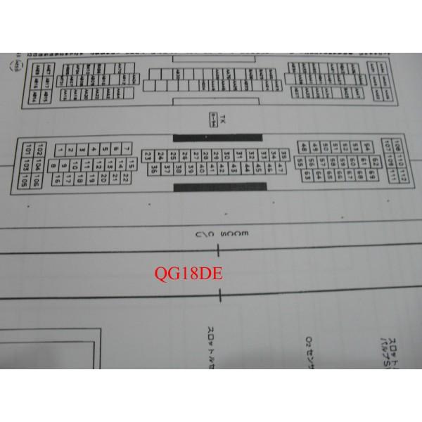 wiring diagram qg18 free vehicle wiring diagrams u2022 rh addone tw nissan qg18 ecu wiring diagram Nissan Wiring Harness Diagram