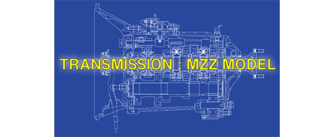 หนังสือ คู่มือซ่อม เกียร์ธรรมดา รุ่น MZZ 6F, MZZ 6U รถบรรทุก ISUZU ELF ตระกูล N EURO2, EURO3 ( NLR, NMR, NPR, NQR ) ภาษาไทย