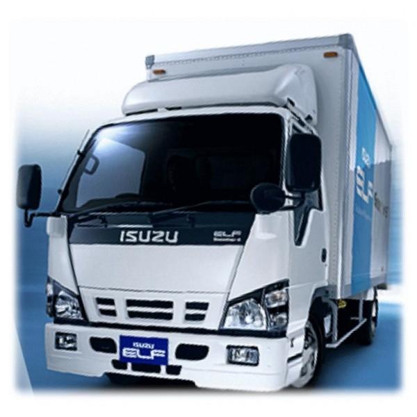 หนังสือ คู่มือจำเพาะและคู่มือการวางตัวถังของรถบรรทุก ISUZU ตระกูล N เครื่องยนต์ 4HK1-TC (TH)