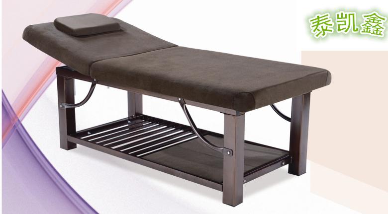 เตียงนวดตัว เตียนวดสปา เตียงทำหน้าสปา Size: 184(L) x 70(W) x 60(H) cm