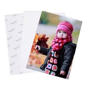 กระดาษโฟโต้ Professional Color Paper 130g (130แกรม) ชนิดผิวมัน ขนาด A4