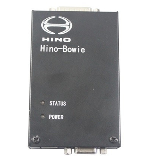 HINO BOWIE OBD-II Interface