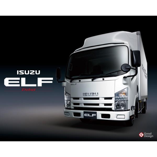 คู่มือจำเพาะและคู่มือการวางตัวถังของรถบรรทุก ISUZU EURO 3 เครื่องยนต์ 4JJ1E3N, 4HK1-TCN (TH)
