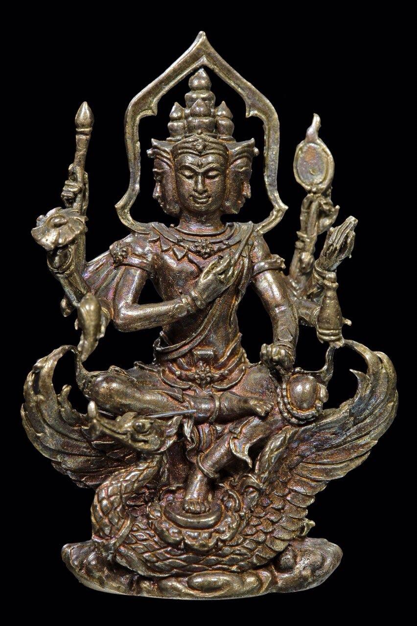 เนื้อนวะก้นอุดผงฝั่งโค๊ดทองคำ สร้าง 99 องค์ พระมหาสุรศักดิ์