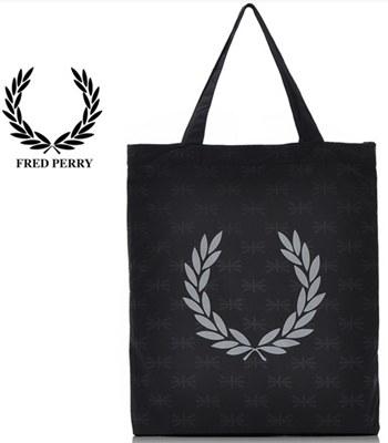 (พร้อมส่ง) กระเป๋า Fred Perry 2-way Bag x Smart Magazine