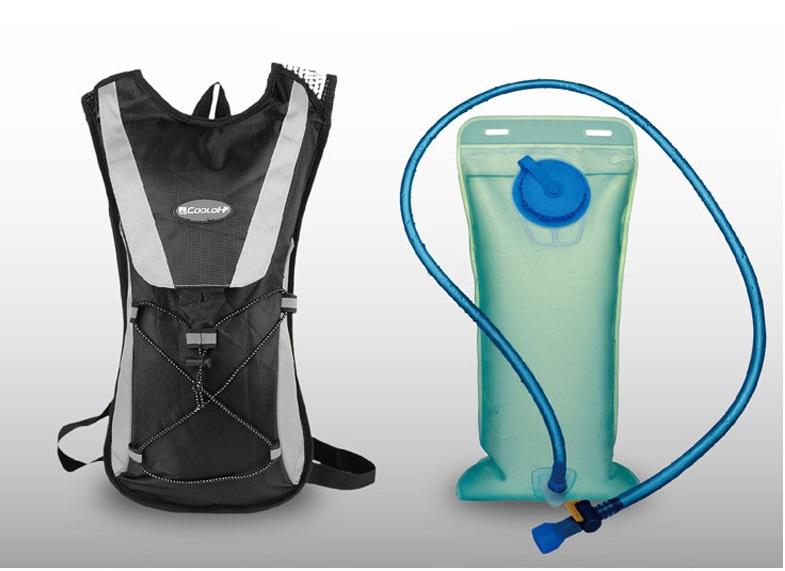 กระเป๋าเป้น้ำ CooloH 8 ลิตร พร้อมถุงน้ำ