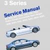 CD คู่มือซ่อม และรหัสปัญหา (DTC) BMW Series 3 1999-2005 รวมหลายรุ่น