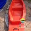 เรือพลาสติก ยาว 300 ซม (ส่งทั่วประเทศ) สีส้ม