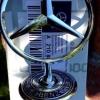 Mercedes Benz โลโก้ ประดับแบรนด์ ดาวดวงใหม่