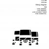 หนังสือ คู่มือซ่อม วงจรไฟฟ้า Wiring diagram Trucks FM CHID A698436–, CHID B564590–, CHID W100620–754005, CHID CKD891518– (ข้อมูลทั่วไป ค่าสเปคต่างๆ วงจรไฟฟ้า วงจรไฮดรอลิกส์)