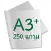 กระดาษอาร์ตการ์ดมัน 1 หน้า 250 แกรม A3+
