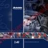 DVD โปรแกรมรวม โค๊ดบกพร่องและข้อมูลทางเทคนิค 93 ยี่ห้อ Auto Data v3.40 2011