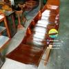 เรือไม้สัก ทรงไทย โบราณ ยาว 150 ซม (ส่งทั่วประเทศ)