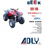 CD Spare Parts Book ATV ADLY 300SII(226A) 2005-2006(EN)