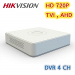 HIKVISION DS-7104HGHI-F1 DVR HDTVI-AHD 4 CH
