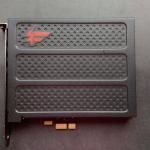 Creative Sound Blaster X-Fi Titanium Fatal1ty Pro SB0886 PCI-e 7.1