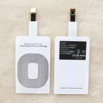แผ่นชาร์จไร้สาย Qi Standard สำหรับ iPhone 5, 5s, 5c, 6, 6 Plus