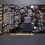 Creative Sound Blaster X-FI XtremeMusic PCI SB0460 7.1
