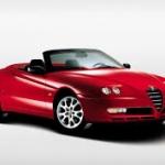 คู่มือซ่อม วงจรไฟฟ้า (wiring diagram) รถยนต์ Alfa Romeo Spider GTV 2003