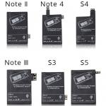 แผ่นชาร์จไร้สาย Qi Standard สำหรับ Samsung Galaxy S3, S4, S5, Note 2, Note 3, Note 4