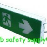 กล่องไฟทางหนีไฟ กล่องไฟทางออก ชนิดกล่อง (Exit Sign Lighting Max Bright C.E.E. Box LED Series)