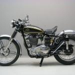 CD คู่มือซ่อม มอเตอร์ไซค์ AJS 350cc, 500cc ปี 1951 (EN)