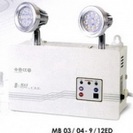 ไฟฉุกเฉิน LED (Emergency Light Max Bright MB Led Series)