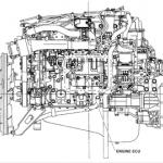 CD คู่มือซ่อม กลไกเครื่องยนต์ A09C ภาษาอังกฤษ