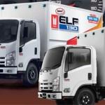 หนังสือ คู่มือซ่อม ระบบไฟฟ้าตัวถังและแชสซีส์ รถบรรทุก ISUZU ELF ตระกูล N EURO3 ( NLR, NMR, NPR, NQR ) ภาษาไทย