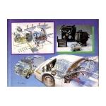 VCD สอนการถอด COOLING UNIT AIR ( TOYOTA WISH + CAMRY )