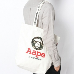 (พร้อมส่ง) กระเป๋า Aape by A Bathing Ape Tote Bag