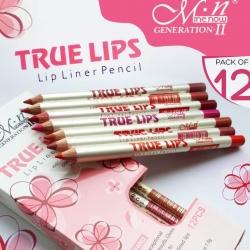 ME NOW TRUE LIPS Lip Liner Pencil (ทรูลิป)