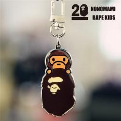 (พร้อมส่ง) พวงกุญแจ A Bathing Ape x BAPE KIDS