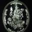 เหรียญเต็มองค์ห่มคลุม ปี2558 เนื้อเงินหน้าทองคำ หลวงปู่หุน วัดบางผึ้ง thumbnail 2