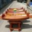 เรือไม้เต็ง ไม้เนื้อแข็ง เรือก๋วยเตี๋ยว ยาว 150 ซม (ส่งทั่วประเทศ) thumbnail 5