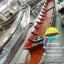 เรือไม้สักทอง ยาว 6 เมตร (ส่งทั่วประเทศ) thumbnail 1