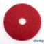 แผ่นปั่นเงาพื้น สีแดง ยี่ห้อ 3M รุ่น Red Buffer 5100 thumbnail 1