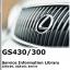 CD คู่มือซ่อม และวงจรสายไฟ LEXUS GS430 GS300 ปี 1997-2000 (2JZ-GE, 3UZ-FE VVt-I) EN thumbnail 1