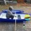 เรือพลาสติก 2-3 ที่นั่ง ยาว 250 ซม (ส่งทั่วประเทศ) thumbnail 8