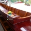 เรือไม้ตะเคียนทอง 500 ซม ชันยาเรือ ลงน้ำพายได้เลย แถมไม้พาย (ส่งทั่วประเทศ) มีแพน thumbnail 6
