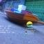 เรือไม้สัก ท้องแบน ยาว 100 ซม thumbnail 5