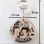 พวงกุญแจ ช้าง ช้างไทย ของที่ระลึก ของพรีเมี่ยม thumbnail 2
