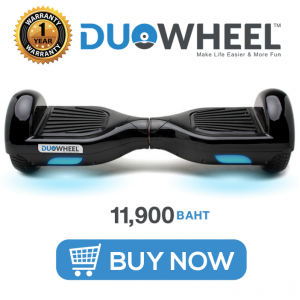 DUOWHEEL Duo Black