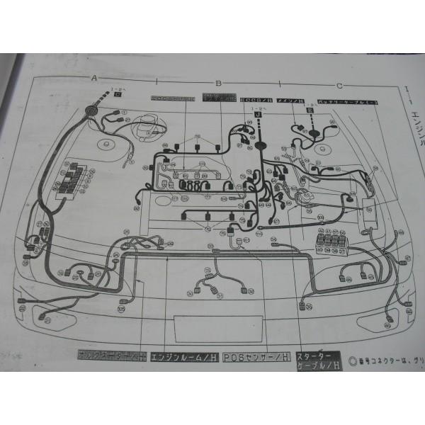 หนังสือ wiring diagram nissan cefiro a32 ปี 97