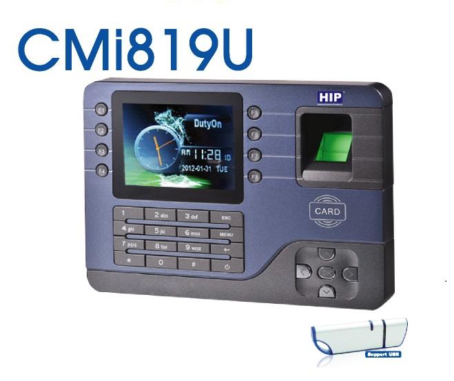 เครื่องสแกนลายนิ้วมือ HIP CMI819u